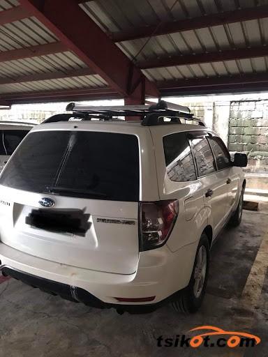 Subaru Forester 2010 - 2