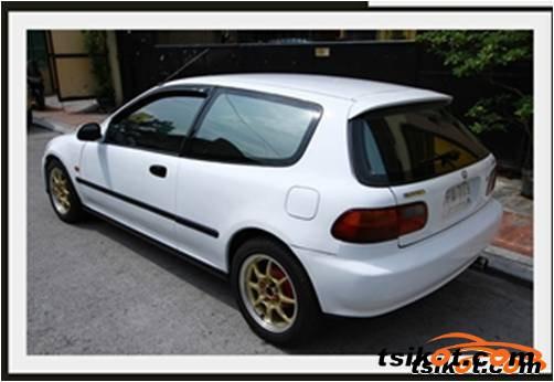 Honda Civic 1994 - 2