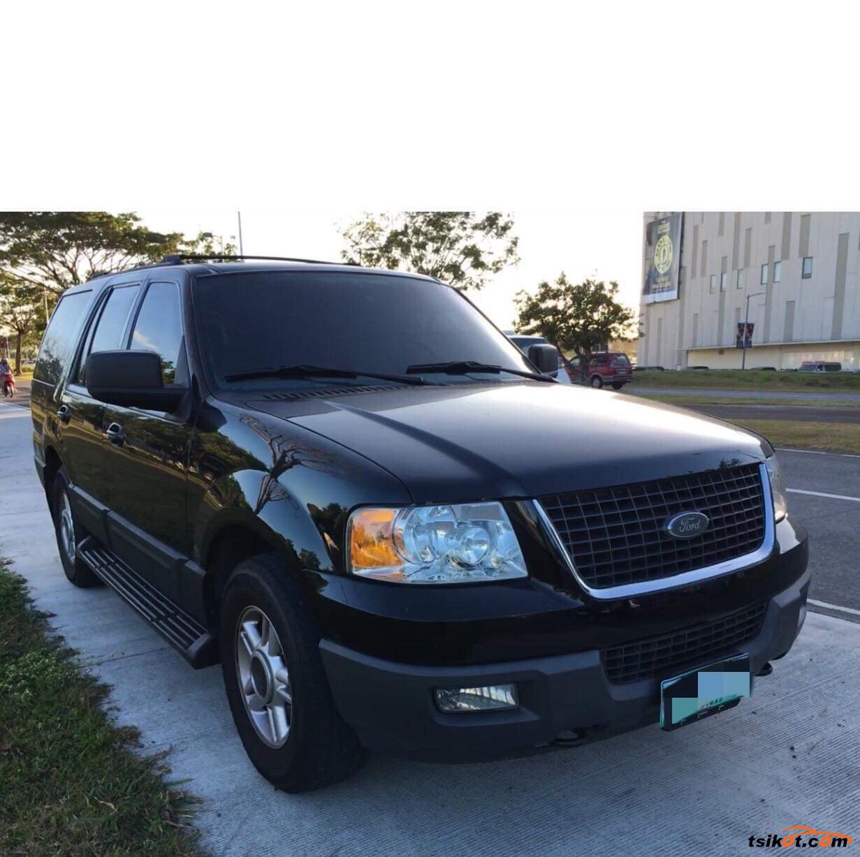 Ford Expedition 2003 - 1