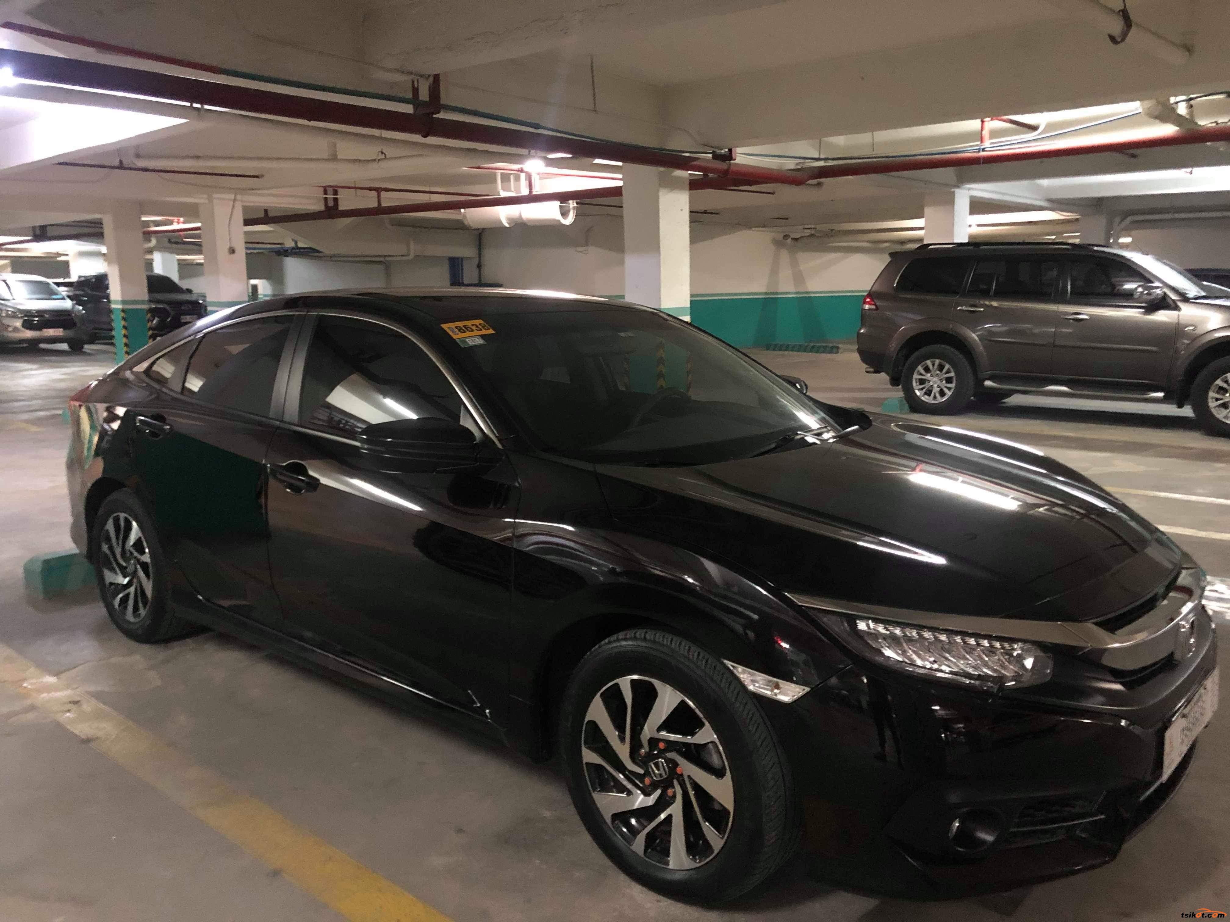 Honda Civic 2016 - 4