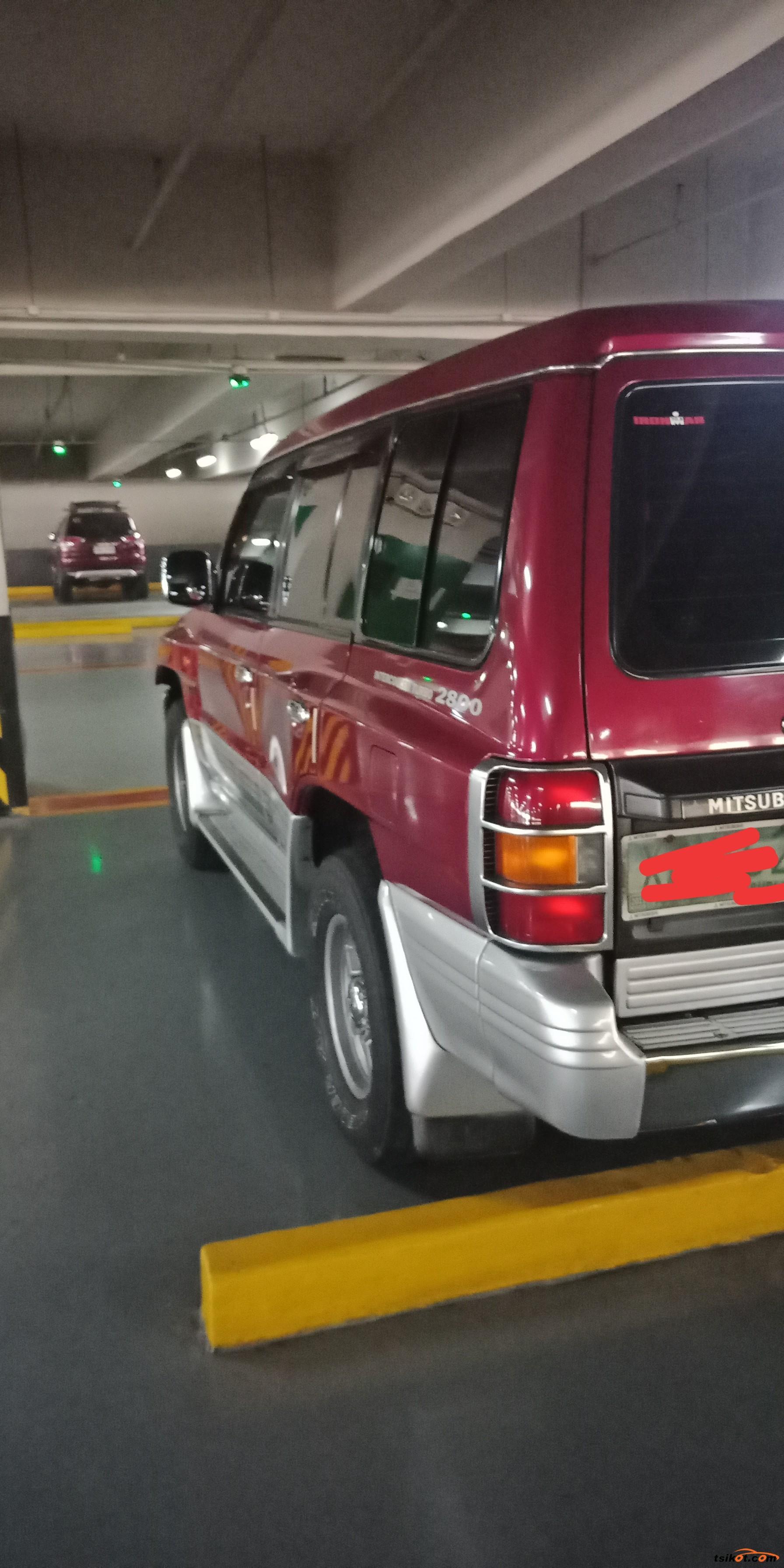Mitsubishi Pajero 2004 - 3