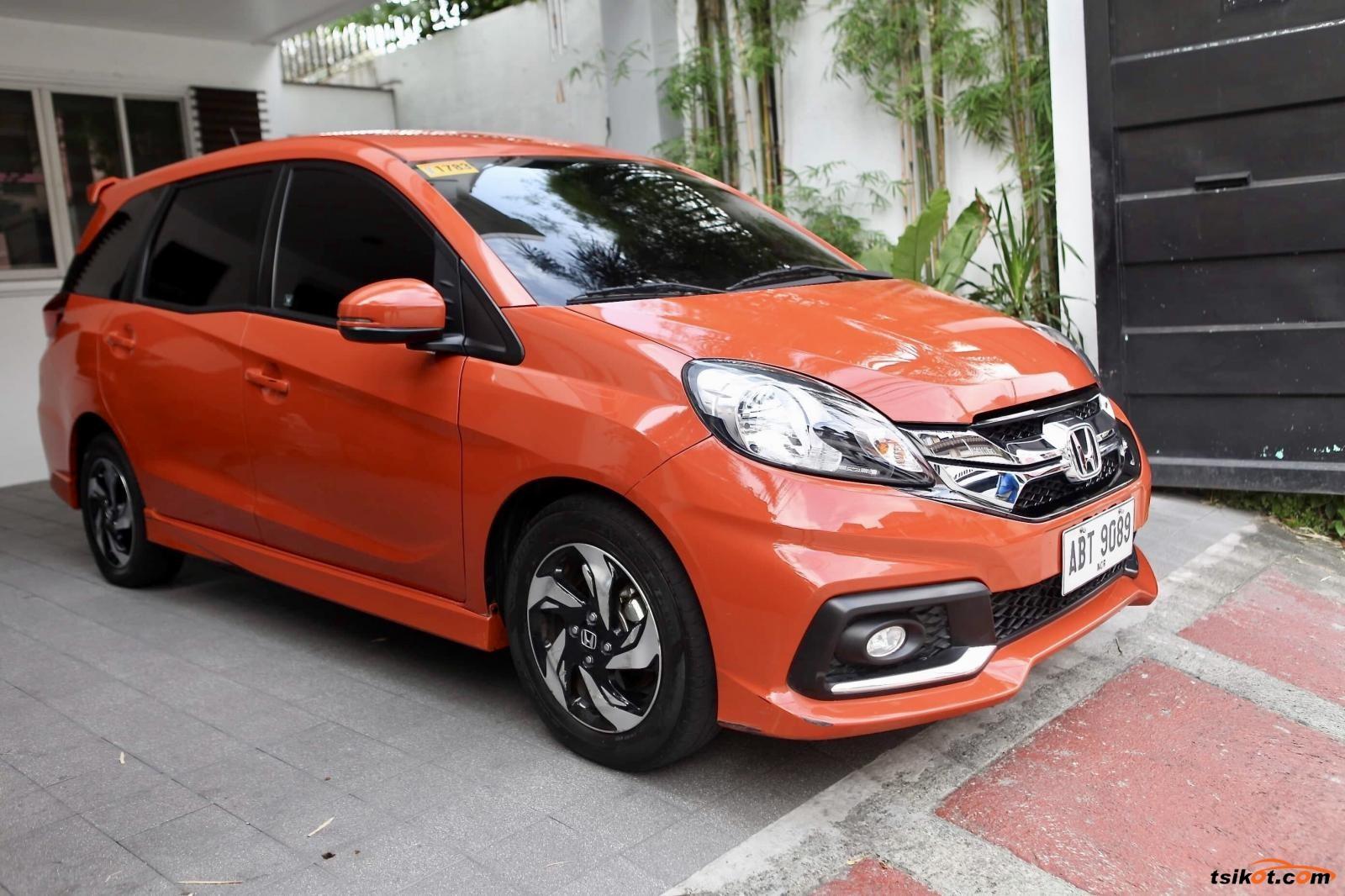 Honda Mobilio 2015 - 2