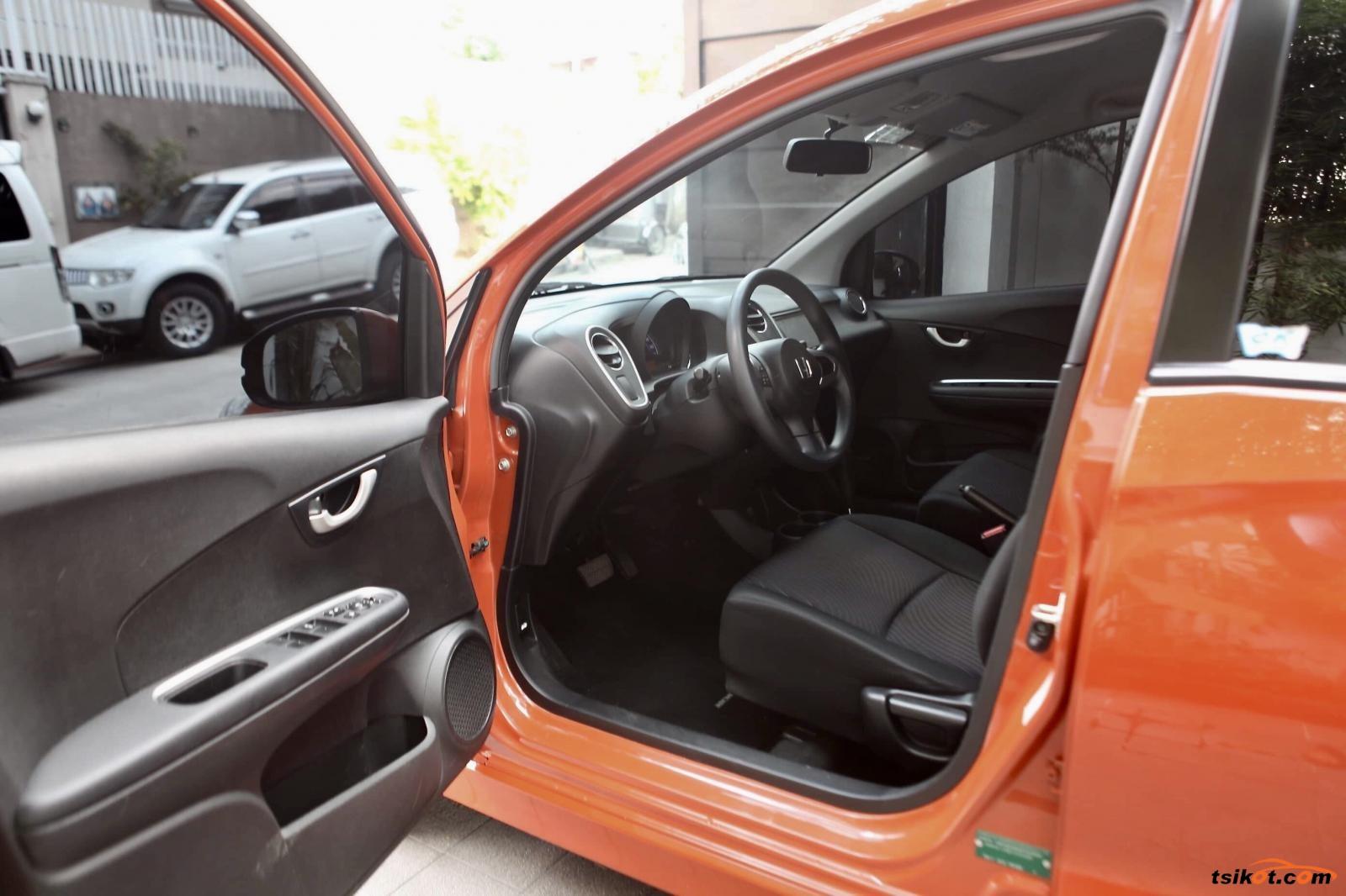 Honda Mobilio 2015 - 4