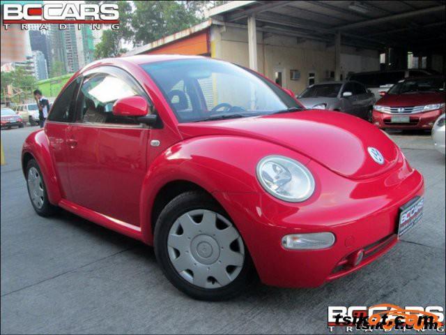 Volkswagen Beetle 2001 - 2