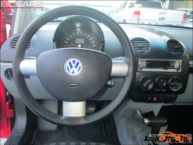 Volkswagen Beetle 2001 - 5