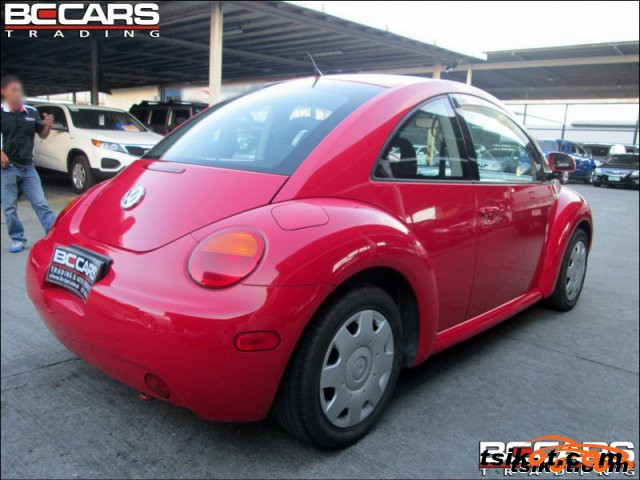 Volkswagen Beetle 2001 - 6
