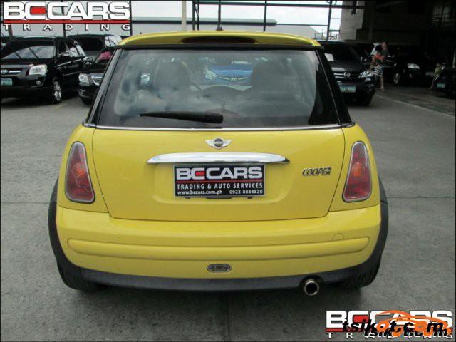 Mini Cooper 2004 - 5