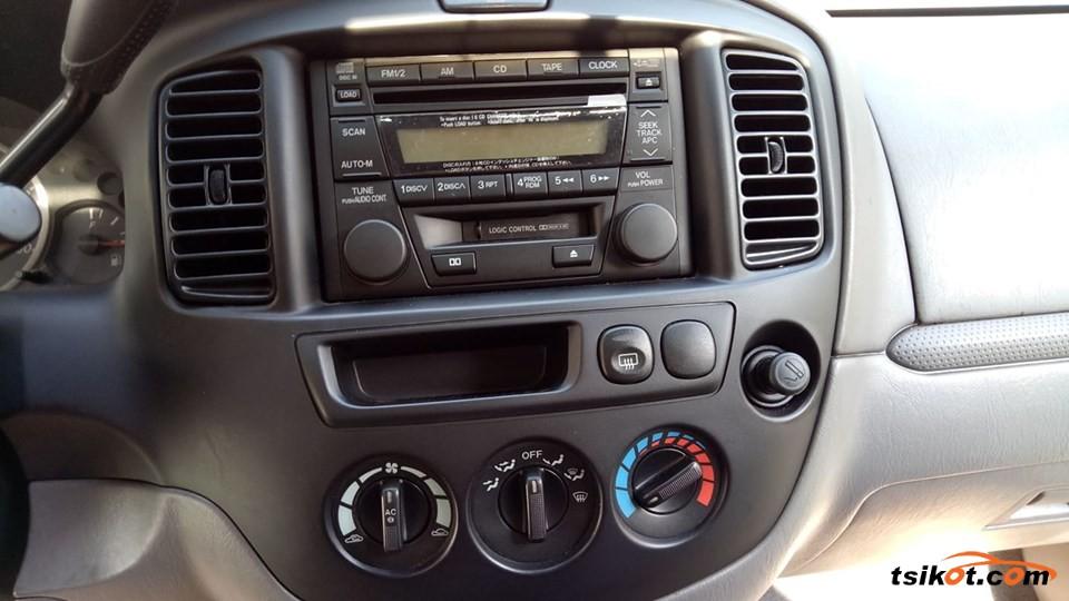 Mazda Tribute 2007 - 6
