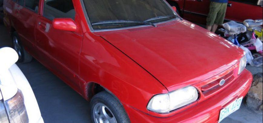 Kia Rio 1999 - 1