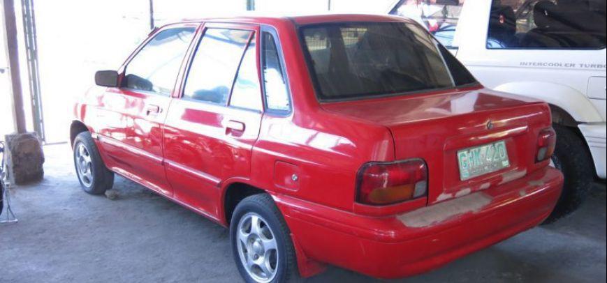 Kia Rio 1999 - 2