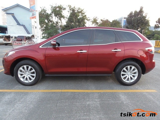 Mazda Cx-7 2011 - 1
