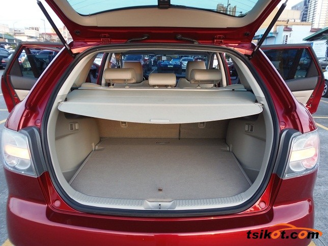 Mazda Cx-7 2011 - 3