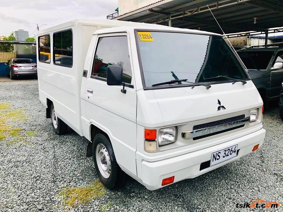 Mitsubishi L300 2017 - 1