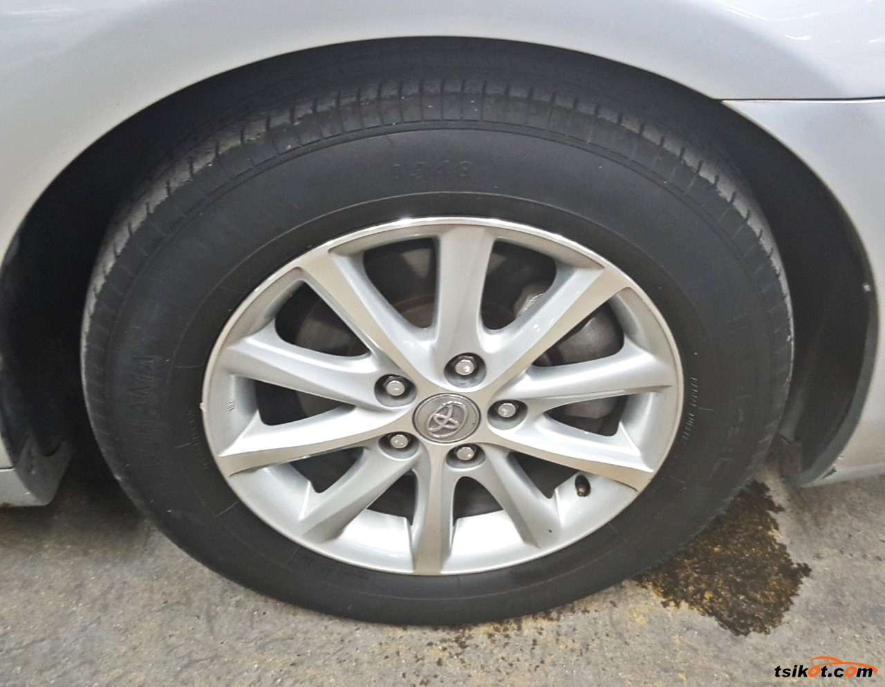 Toyota Camry 2011 - 7