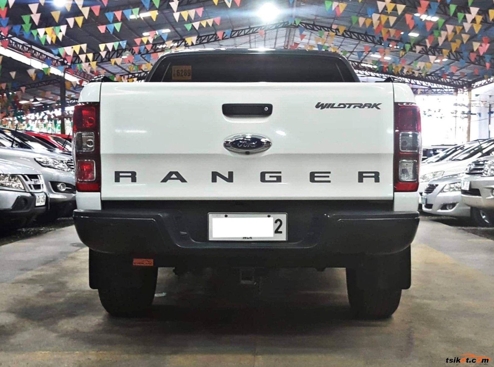 Ford Ranger 2015 - 10
