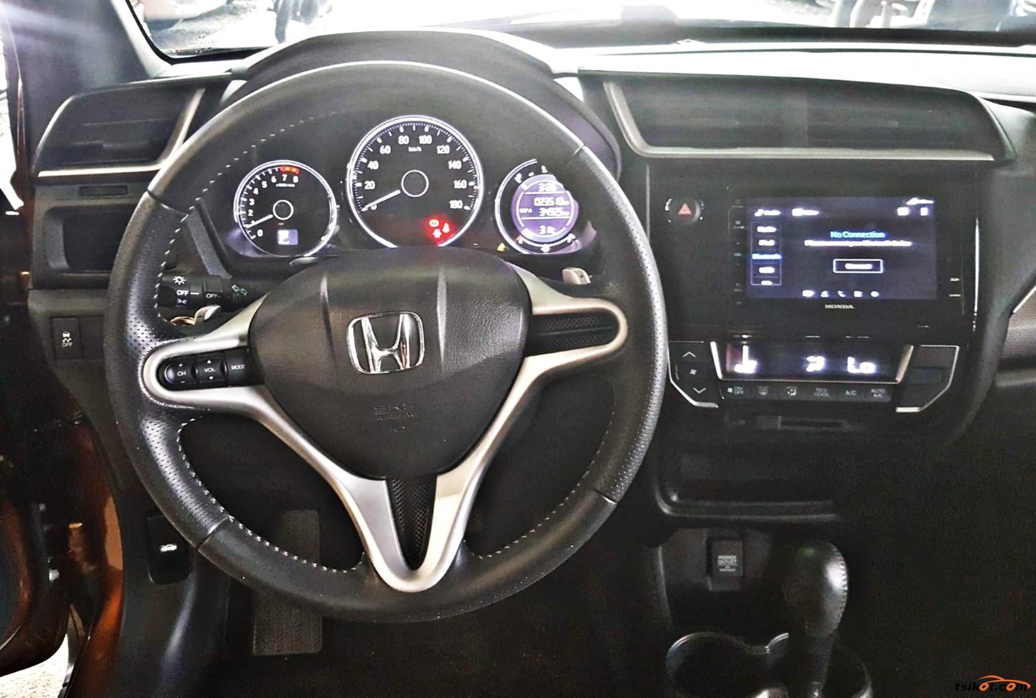Honda Br-V 2017 - 10