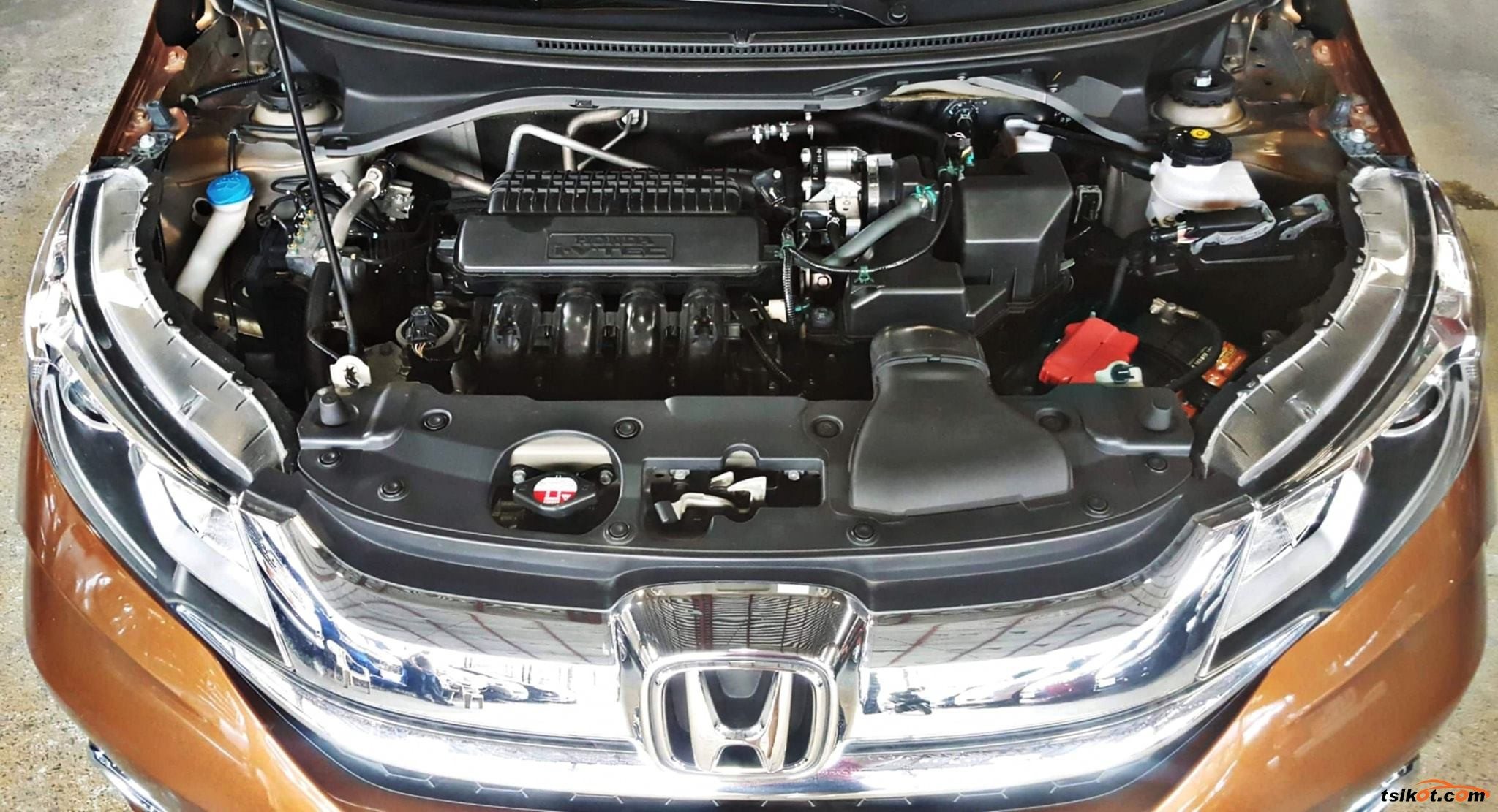 Honda Br-V 2017 - 2