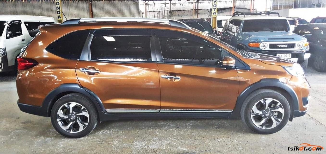 Honda Br-V 2017 - 8