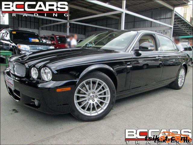 Jaguar Xj 2009 - 2