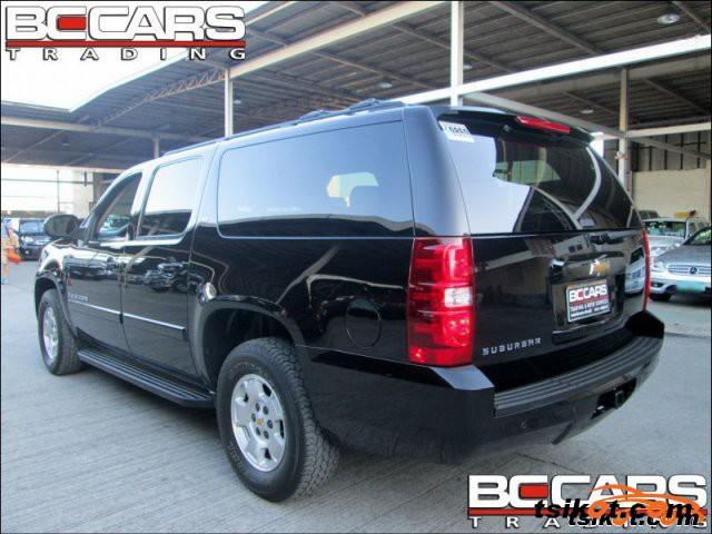 Chevrolet Suburban 2008 - 5