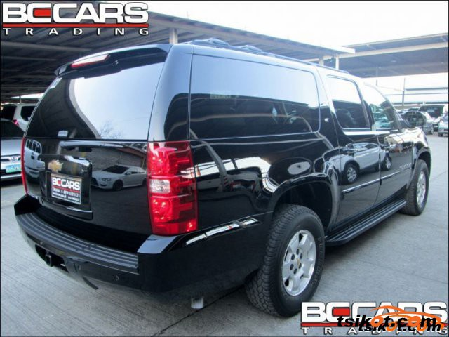 Chevrolet Suburban 2008 - 6