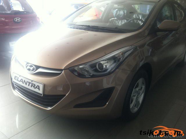 Hyundai Elantra 2014 - 3