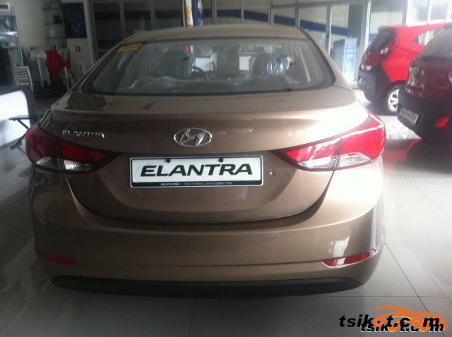 Hyundai Elantra 2014 - 5