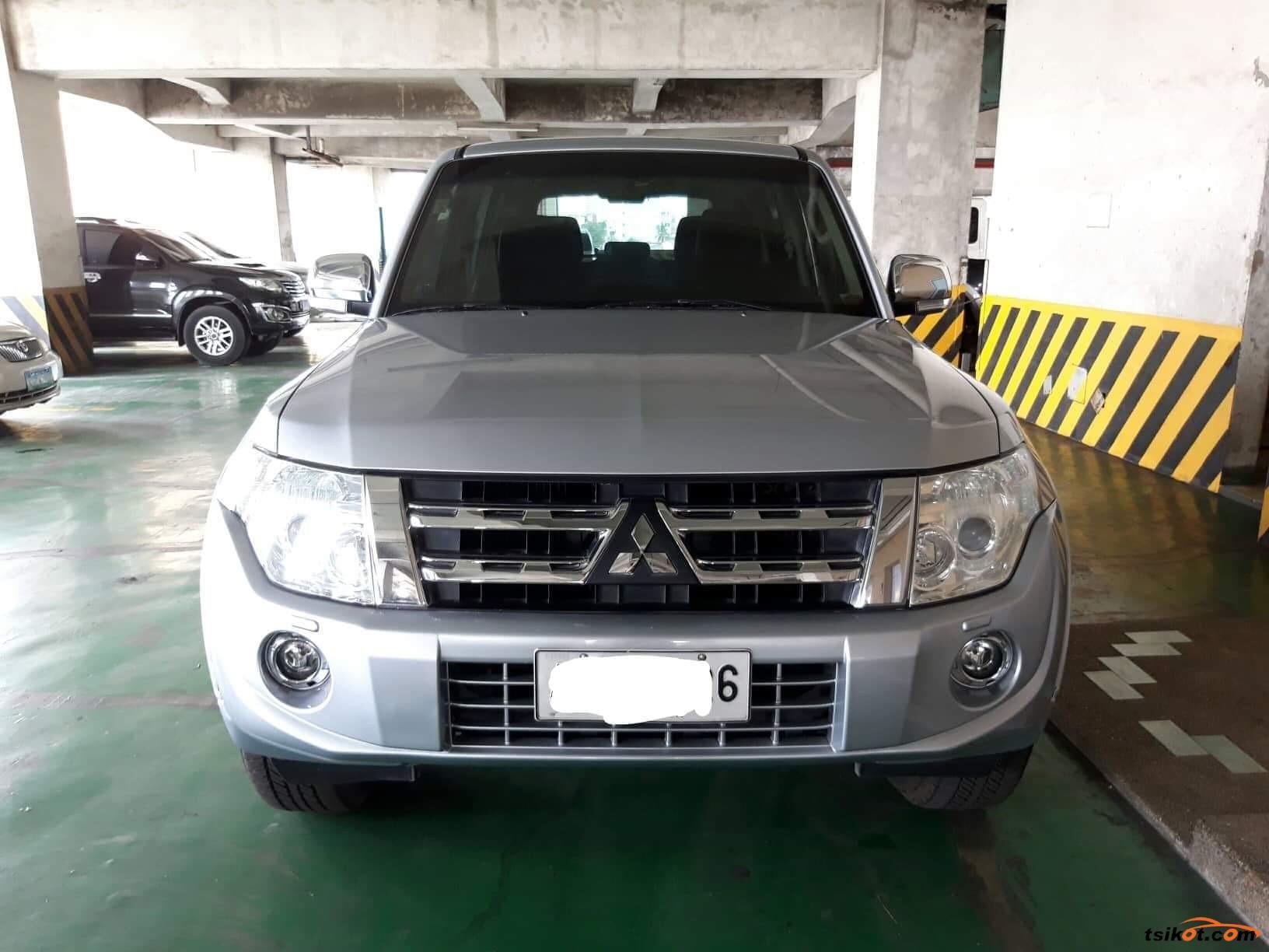 Mitsubishi Pajero 2014 - 1