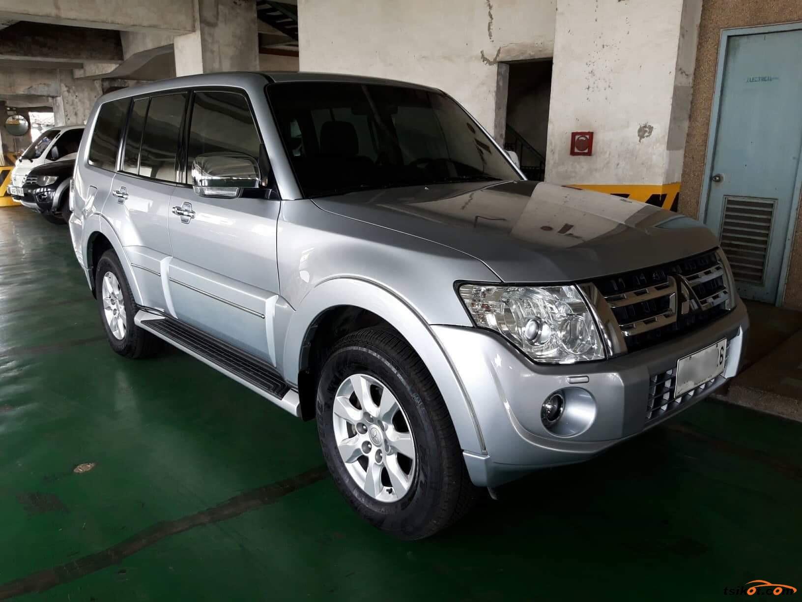 Mitsubishi Pajero 2014 - 3
