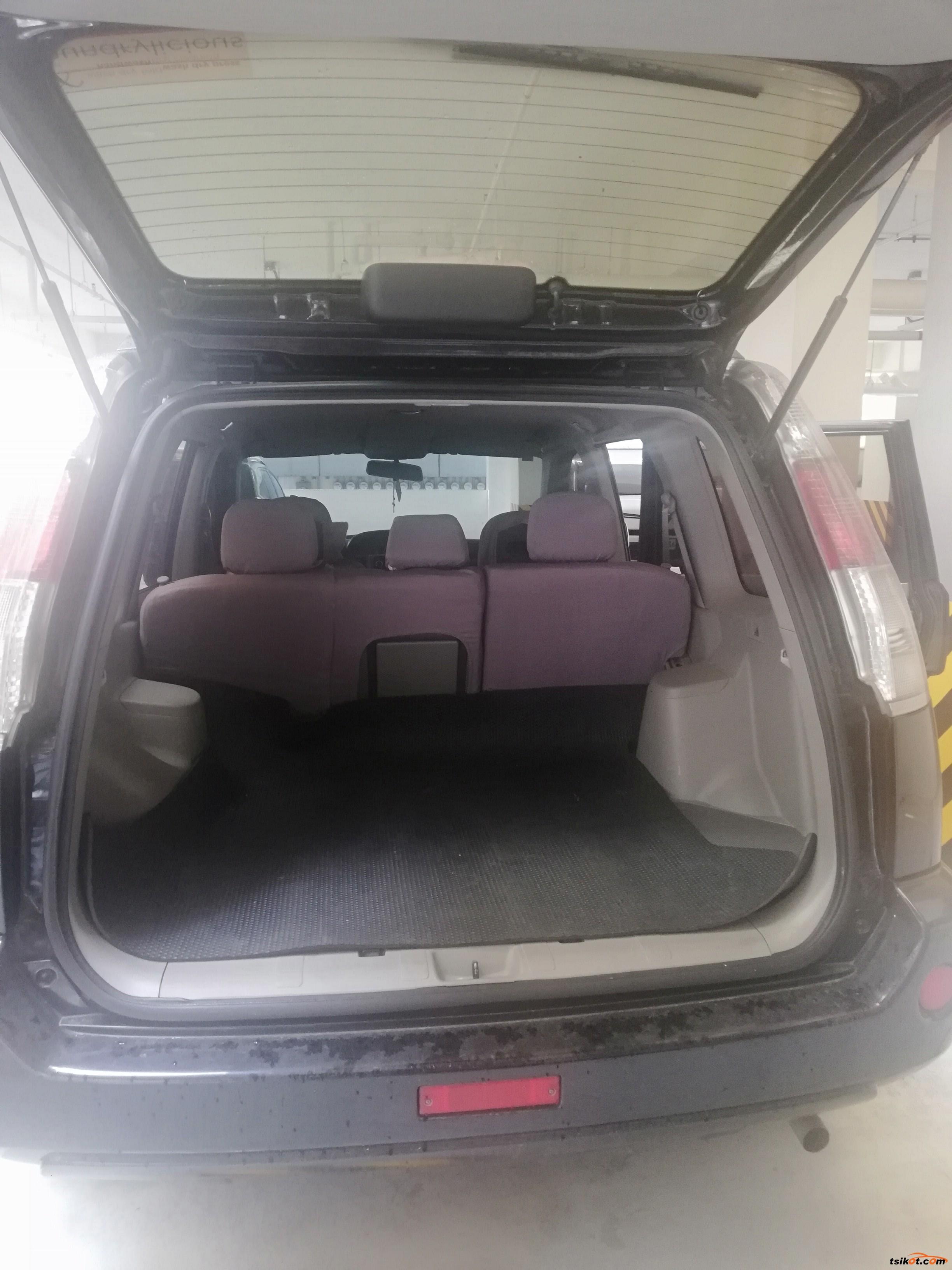 Nissan X-Trail 2010 - 2