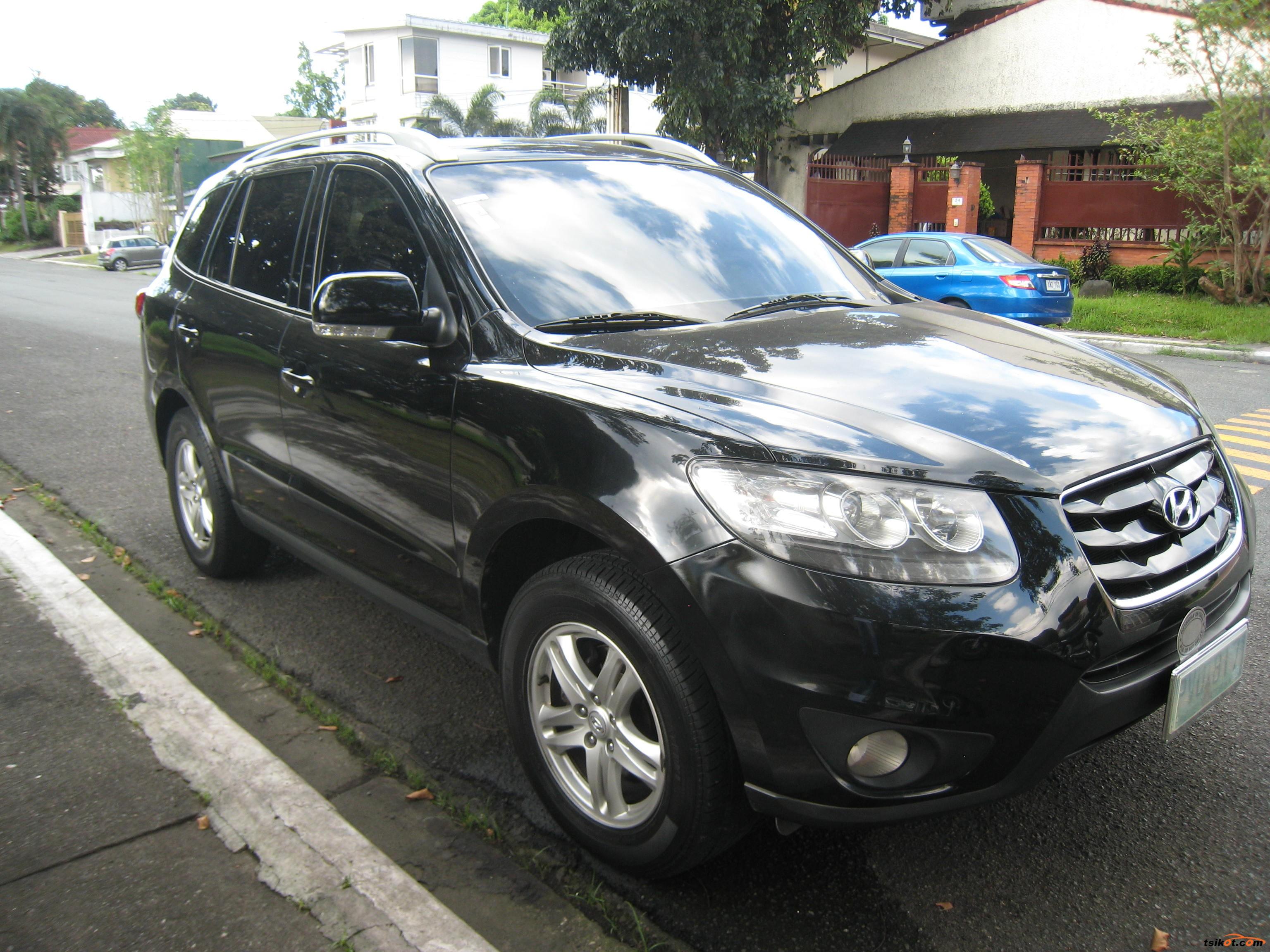 Hyundai Santa Fe 2010 - 2
