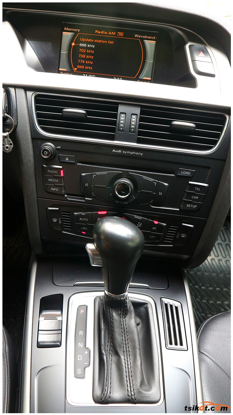 Audi A4 2009 - 10