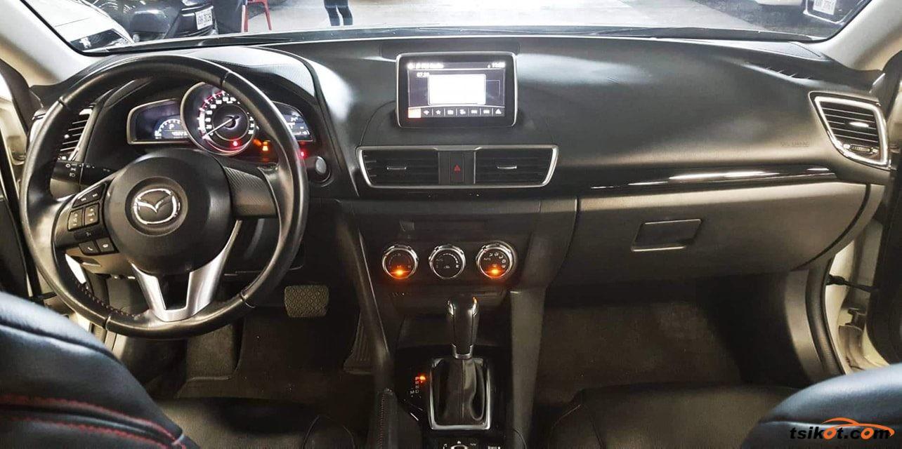 Mazda 3 2015 - 10