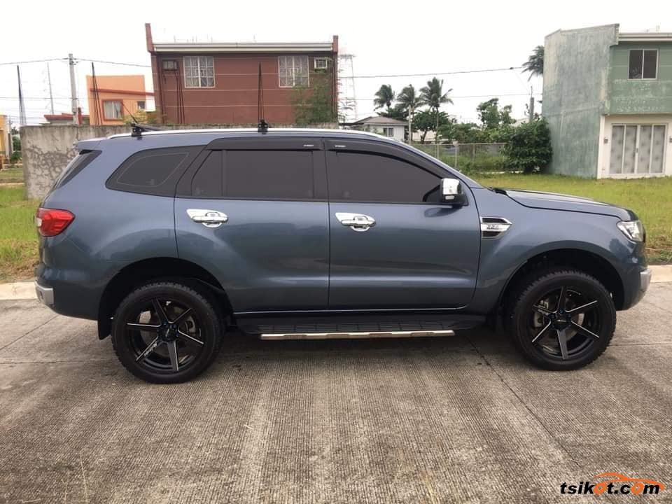 Ford Everest 2017 - 5