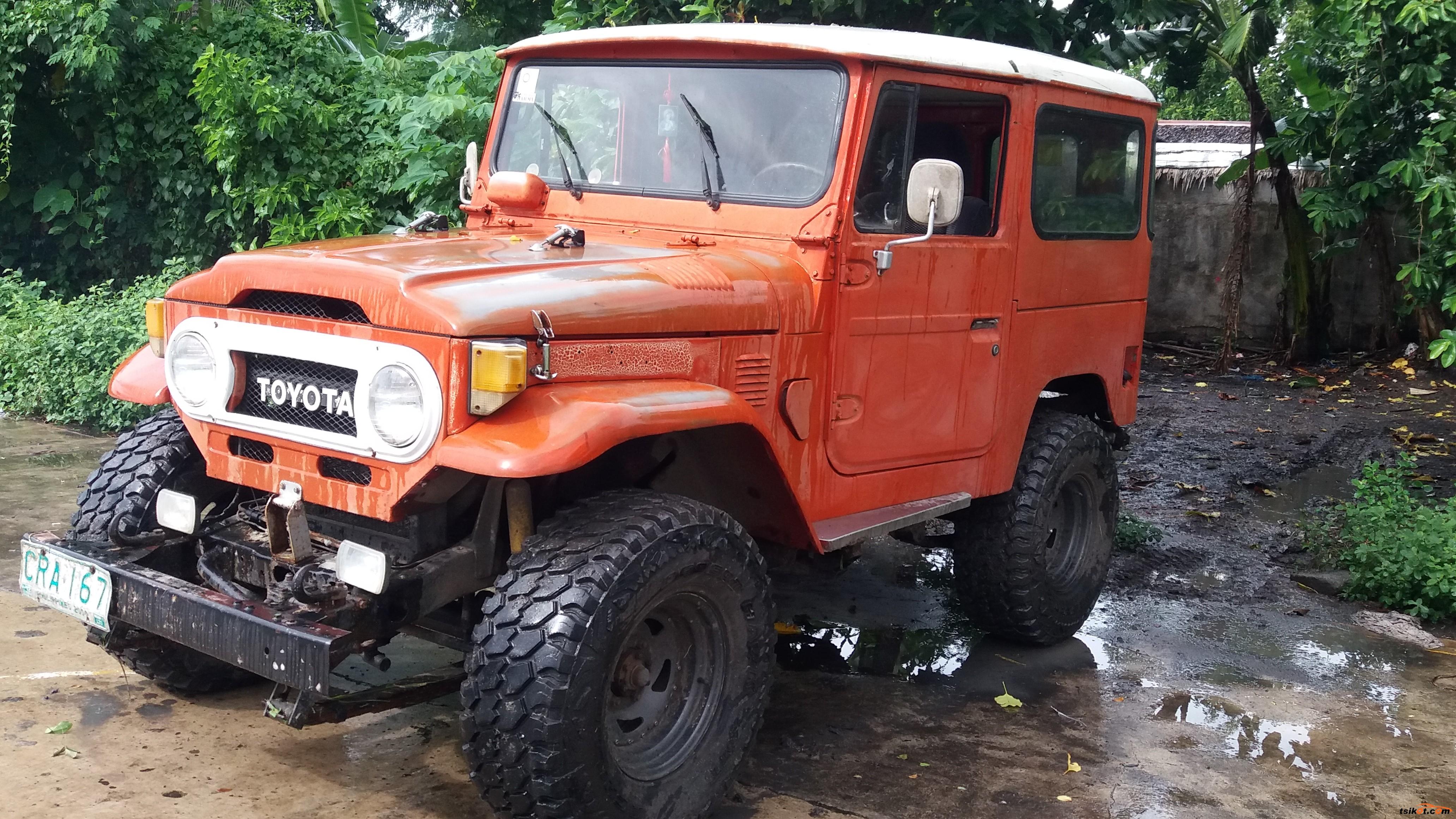 Toyota Land Cruiser 1975 - 3