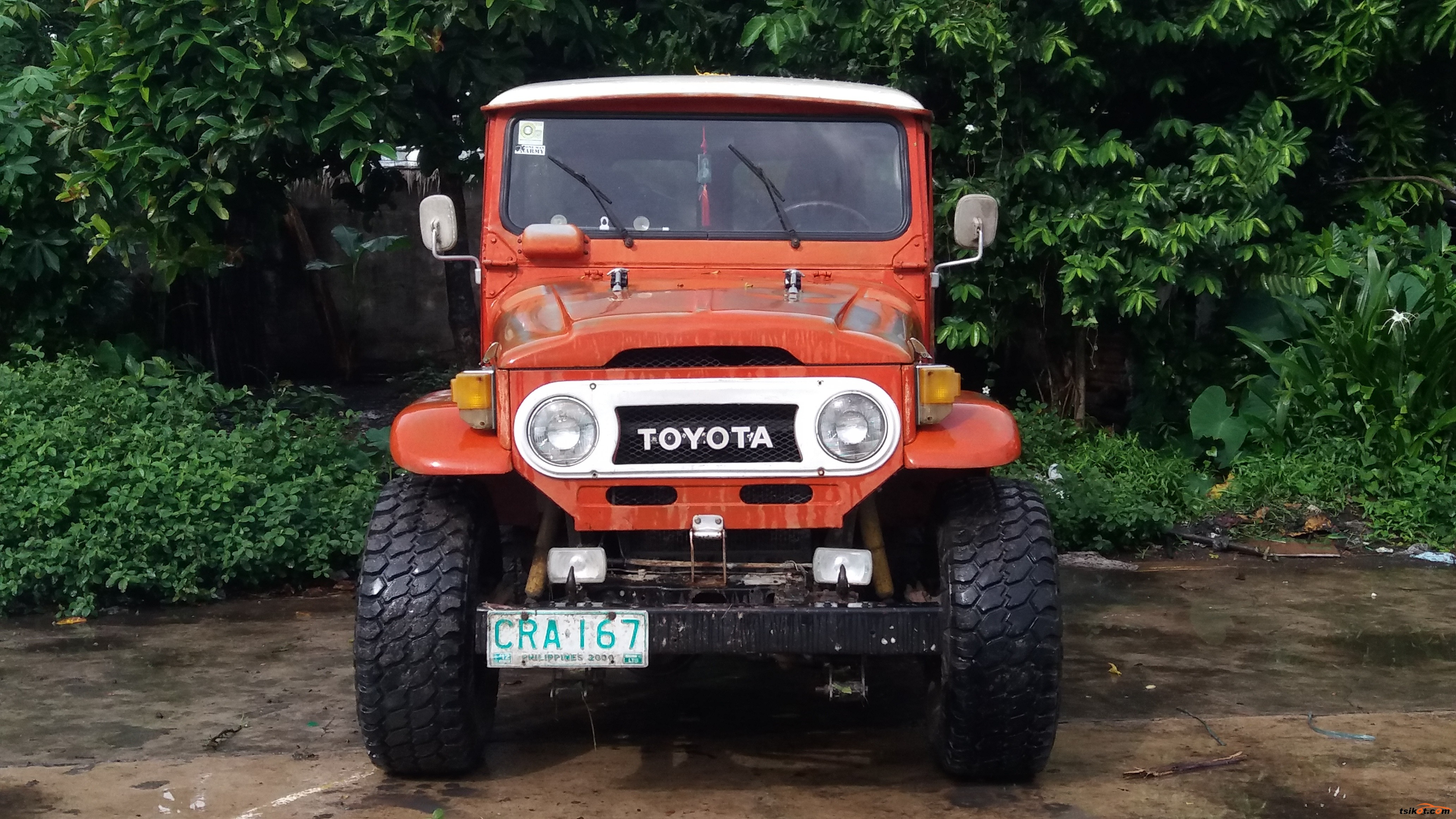 Toyota Land Cruiser 1975 - 4