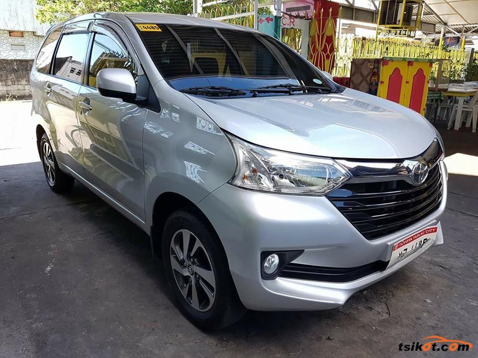 Toyota Avanza 2017 - 2