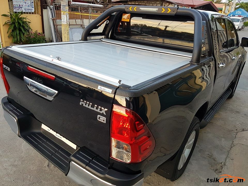 Toyota Hilux 2018 - 2