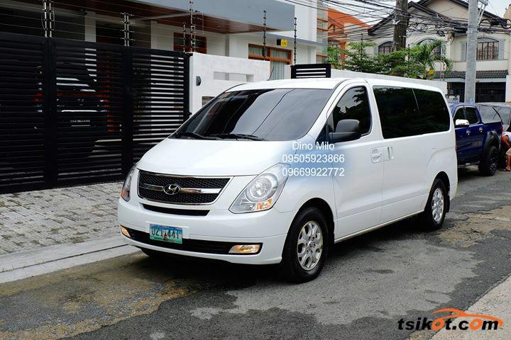 Hyundai Grand Starex 2015 - 1