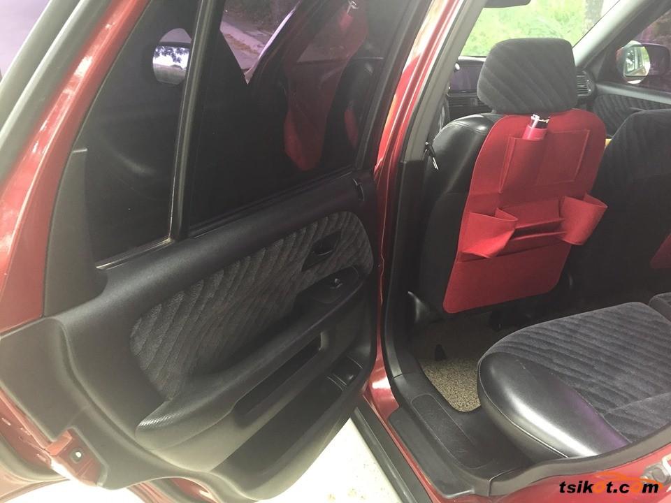 Honda Cr-V 2003 - 9