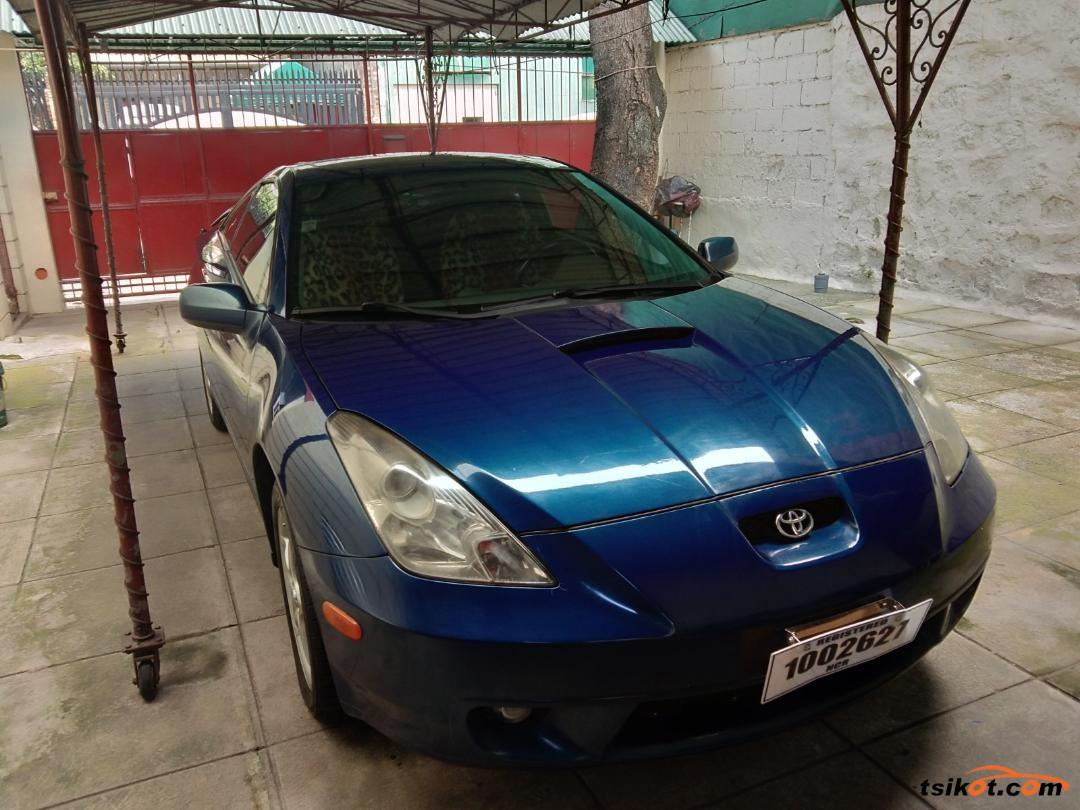Toyota Celica 2001 - 2