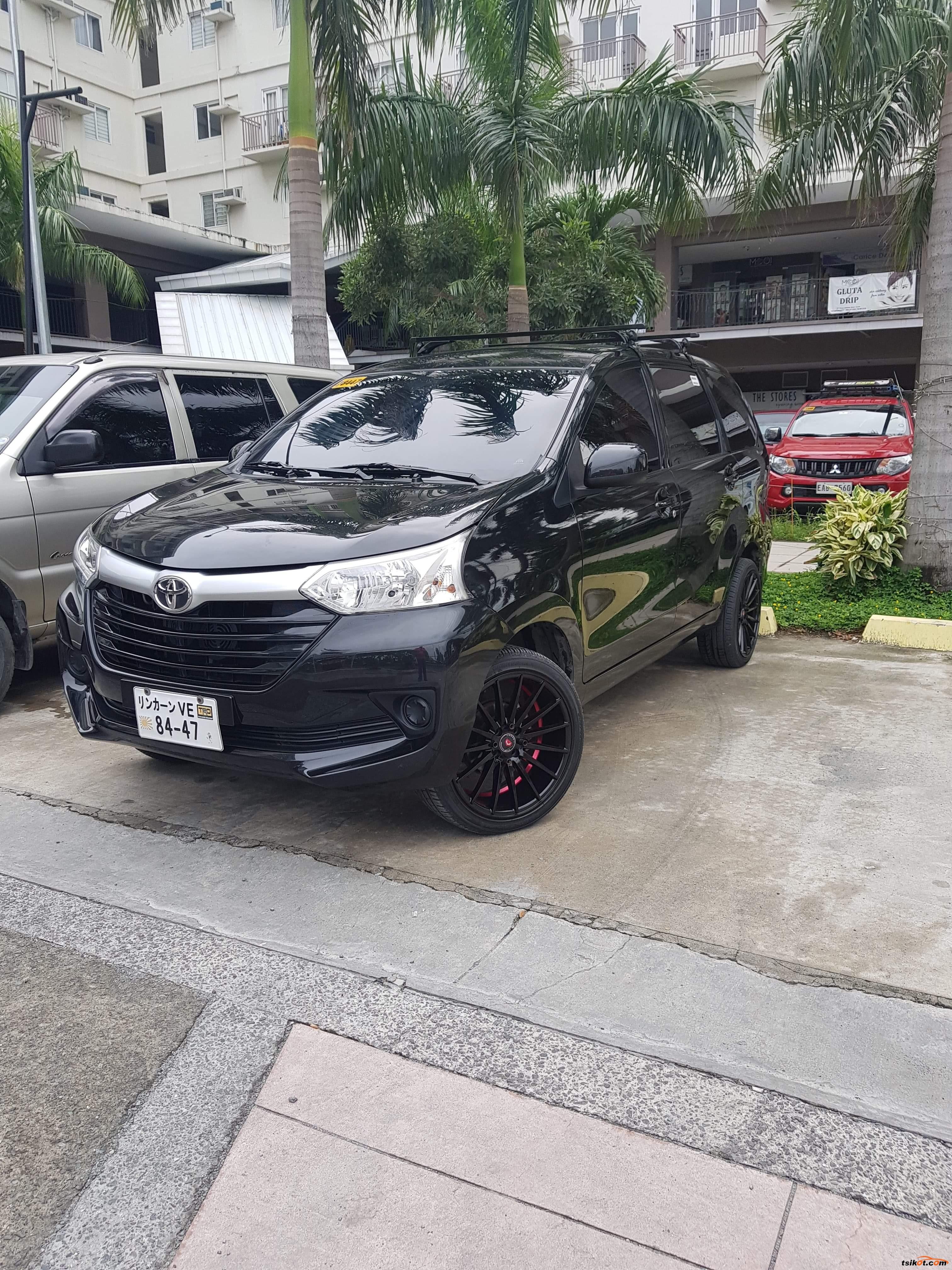 Toyota Avanza 2016 - 3