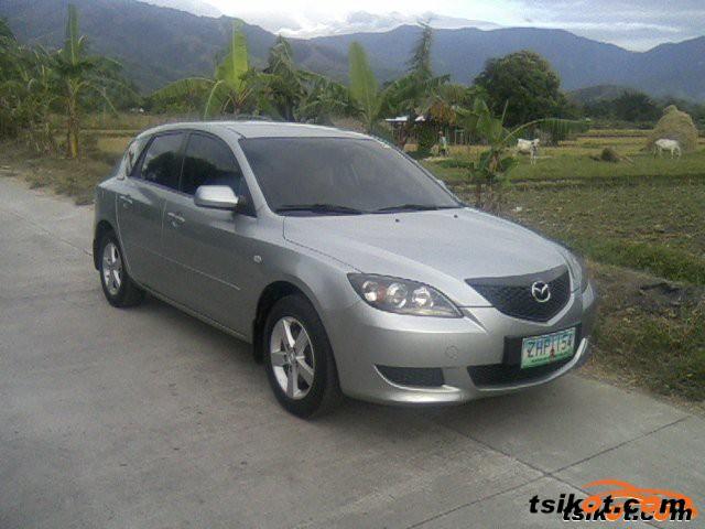 Mazda 3 2007 - 1