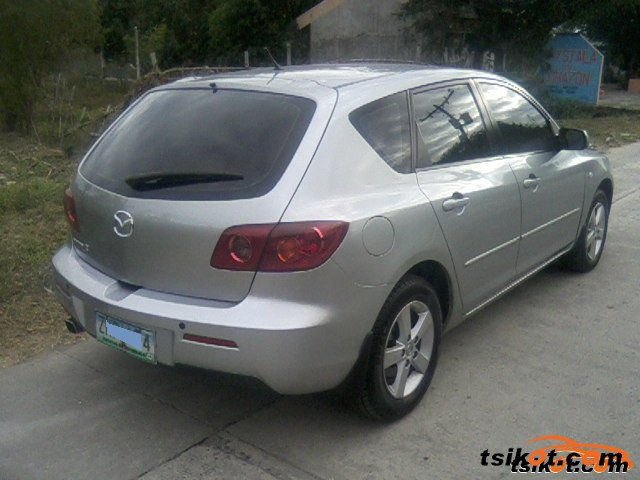 Mazda 3 2007 - 3