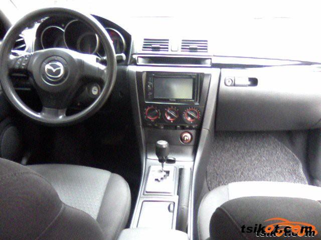 Mazda 3 2007 - 4
