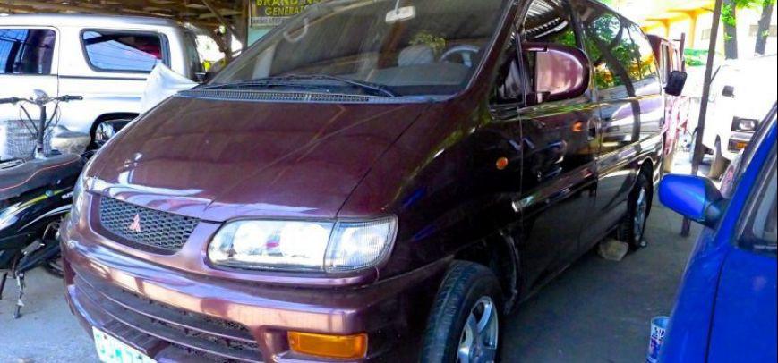 Mitsubishi Delica Space Gear 1996 - 1