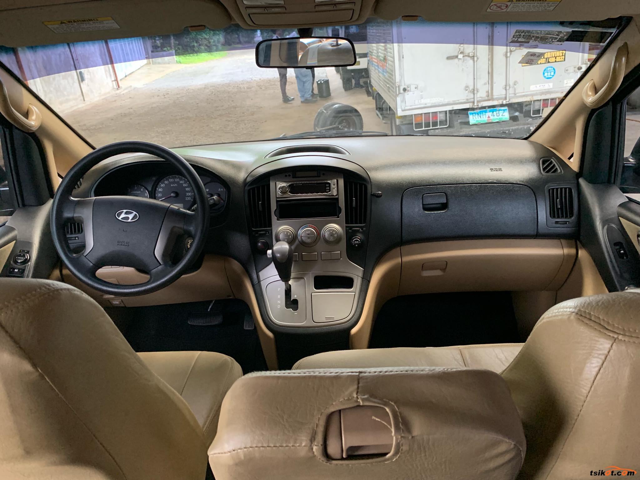 Hyundai Starex 2012 - 6