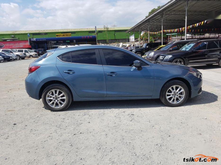 Mazda 3 2016 - 5