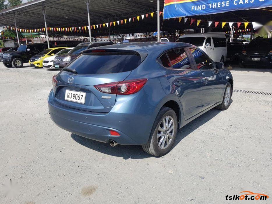Mazda 3 2016 - 7