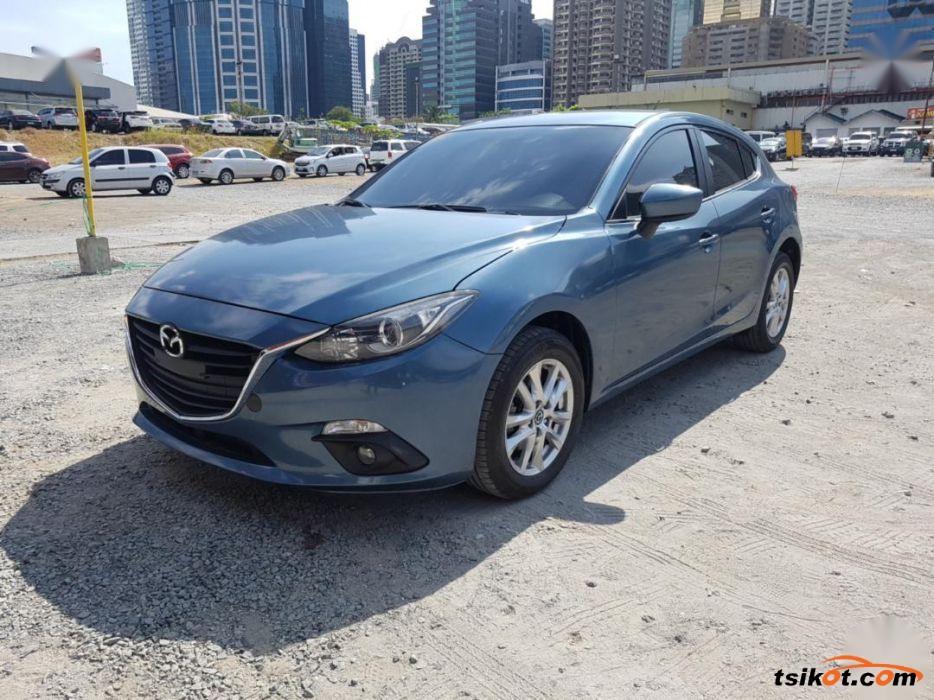 Mazda 3 2016 - 8